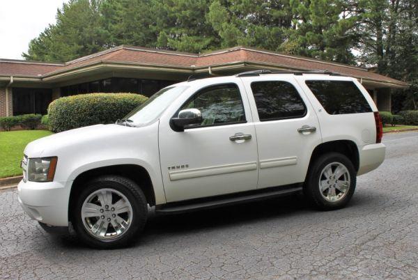 2011 Chevrolet Tahoe LT