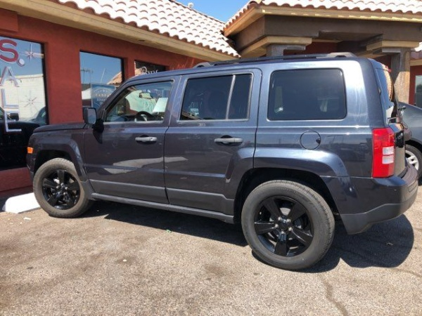 2015 Jeep Patriot in Las Vegas, NV