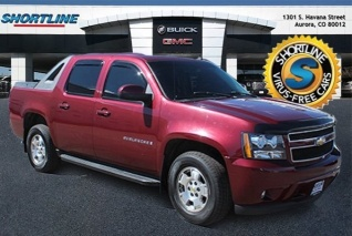 Used Chevrolet Avalanches For