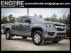 2018 Chevrolet Colorado Work Truck Extended Cab Standard Box 2WD Manual for Sale in Mobile, AL