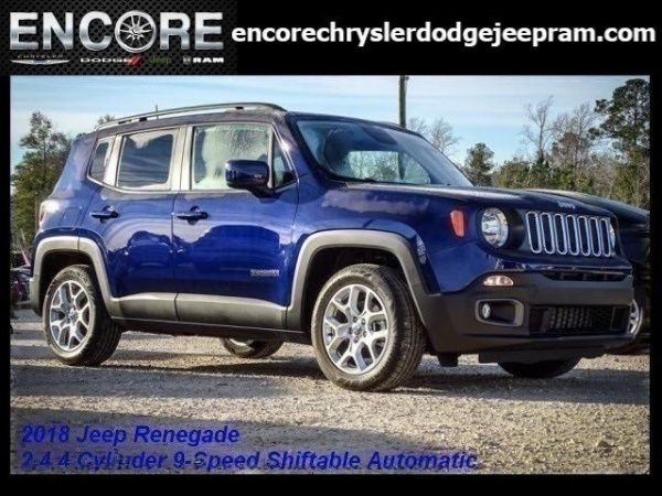 2018 Jeep Renegade in Mobile, AL