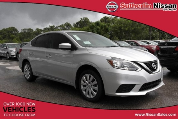 2019 Nissan Sentra in Ft. Myers, FL
