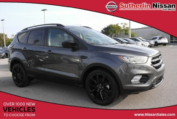 2017 Ford Escape in Ft. Myers, FL