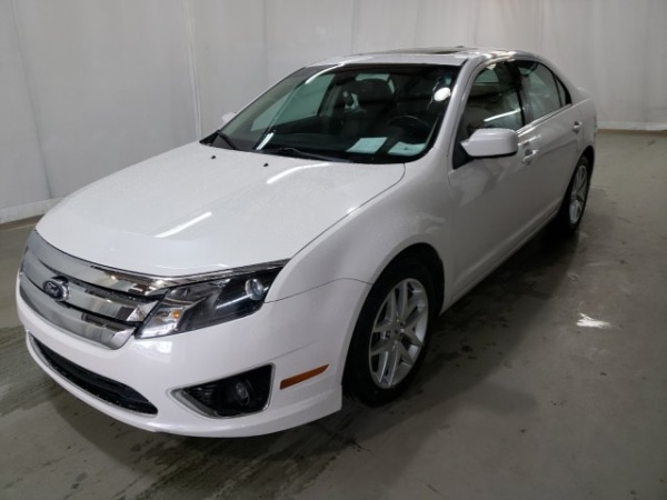2012 Ford Fusion in Charlotte, NC