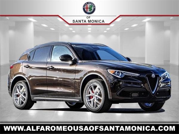 2019 Alfa Romeo Stelvio in Santa Monica, CA
