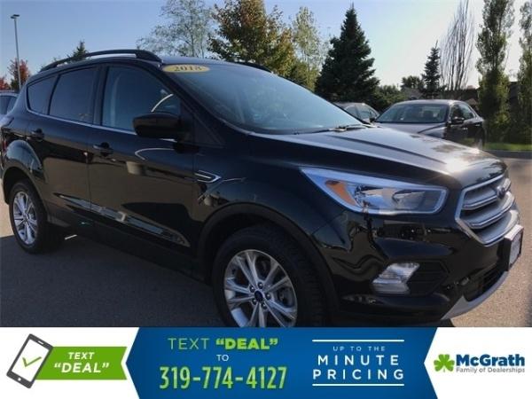 2018 Ford Escape in Cedar Rapids, IA