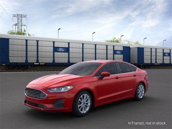 2020 Ford Fusion in Hiawatha, IA