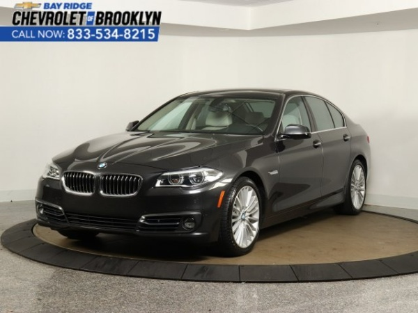 2016 BMW 5 Series 550i xDrive