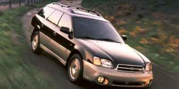 2001 Subaru Outback in Missoula, MT