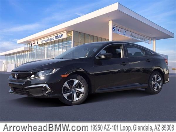 2019 Honda Civic in Glendale, AZ