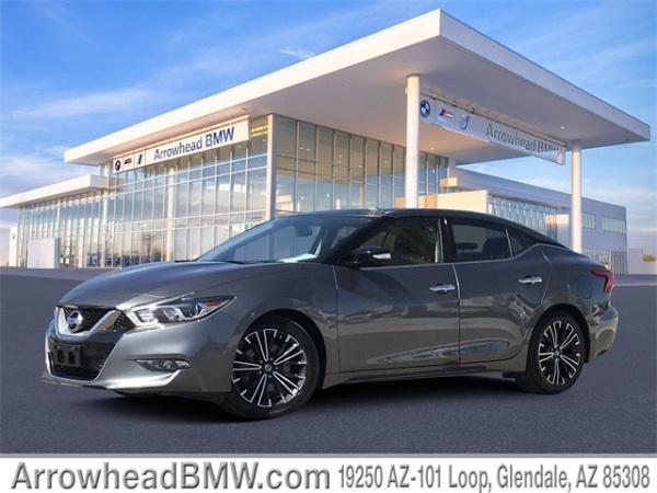 2017 Nissan Maxima in Glendale, AZ