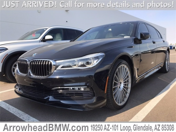 2017 BMW 7 Series in Glendale, AZ