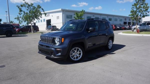 2020 Jeep Renegade in Cape Coral, FL