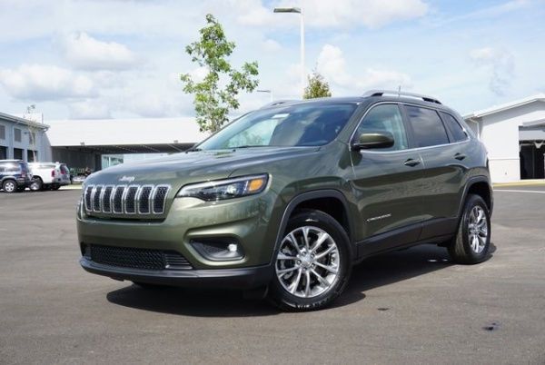 2019 Jeep Cherokee Latitude Plus