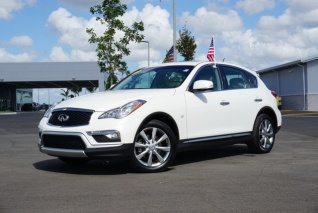 2017 Infiniti Qx50 Rwd For In Cape C Fl
