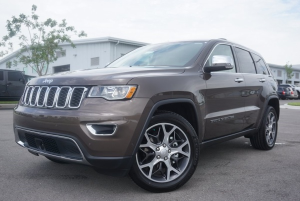 2019 Jeep Grand Cherokee in Cape Coral, FL