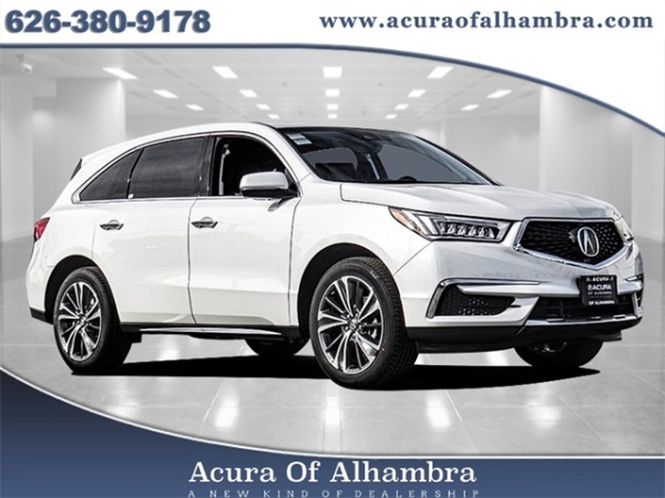 2020 Acura MDX in Alhambra, CA