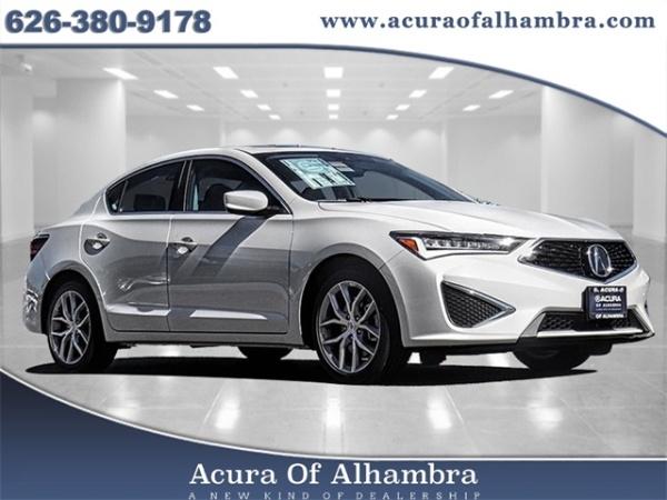 2020 Acura ILX in Alhambra, CA