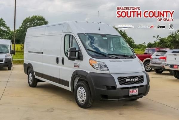 2019 Ram ProMaster Cargo Van in Sealy, TX