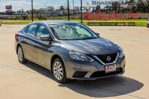2018 Nissan Sentra in Sealy, TX