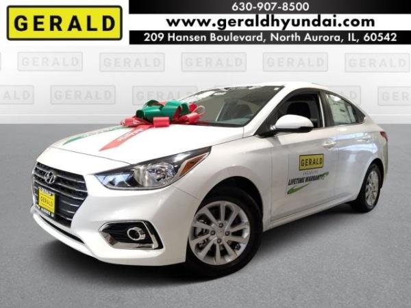 2020 Hyundai Accent in North Aurora, IL