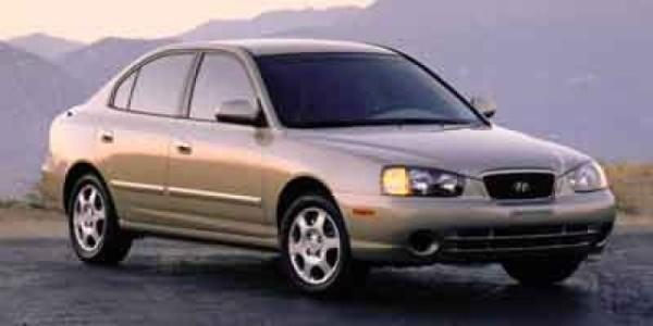 2003 Hyundai Elantra in North Aurora, IL