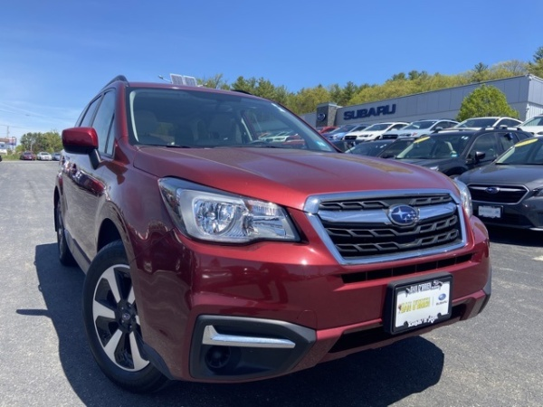 2018 Subaru Forester in Claremont, NH