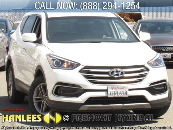 2017 Hyundai Santa Fe Sport in Fremont, CA