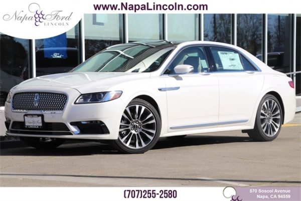 2019 Lincoln Continental in Napa, CA