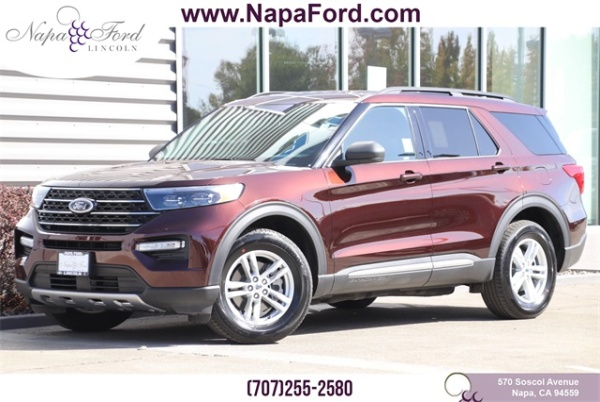 2020 Ford Explorer in Napa, CA