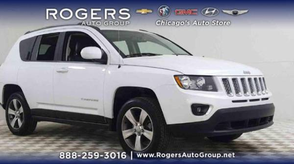 2016 Jeep Compass in Chicago, IL