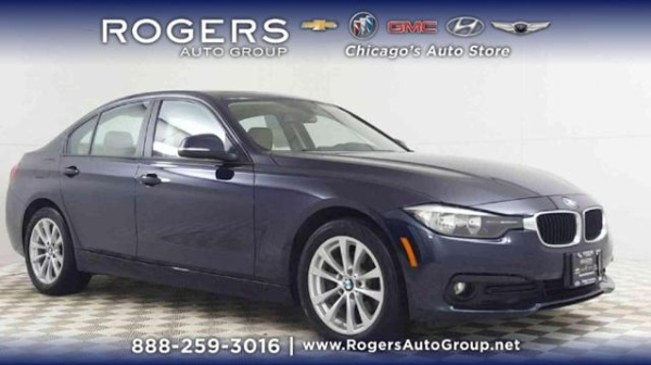 2016 BMW 3 Series in Chicago, IL