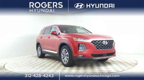 2020 Hyundai Santa Fe in Chicago, IL
