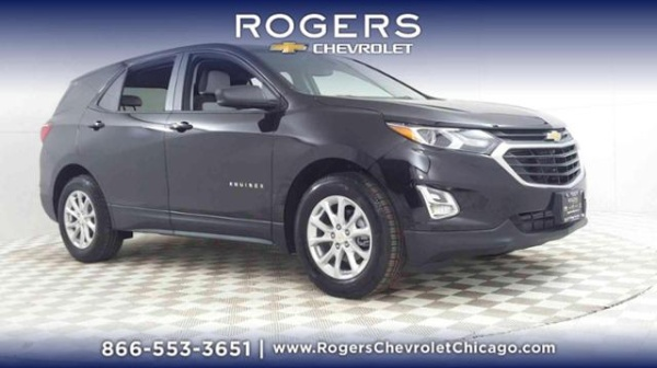 2020 Chevrolet Equinox in Chicago, IL