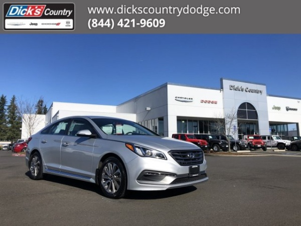 2015 Hyundai Sonata in Hillsboro, OR