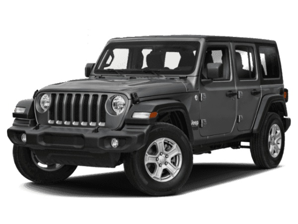 2020 Jeep Wrangler in Hillsboro, OR