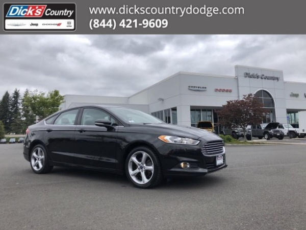 2015 Ford Fusion in Hillsboro, OR