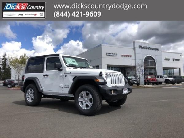 2019 Jeep Wrangler in Hillsboro, OR