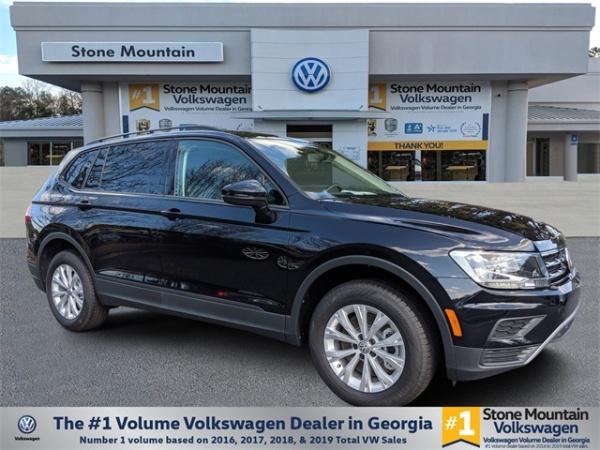 2020 Volkswagen Tiguan in Snellville, GA
