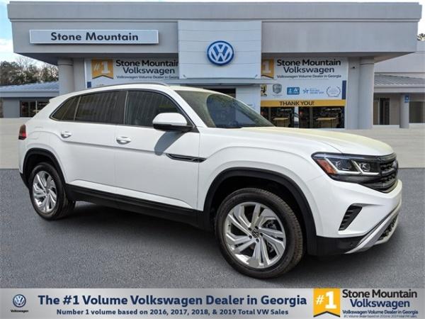 2020 Volkswagen Atlas Cross Sport in Snellville, GA
