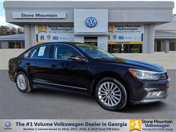 2017 Volkswagen Passat in Snellville, GA
