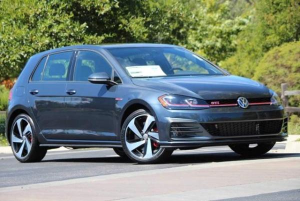 Volkswagen San Luis Obispo >> 2019 Volkswagen Golf Gti Autobahn For Sale In San Luis