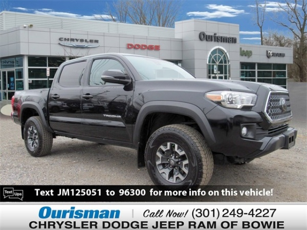 2018 Toyota Tacoma in Bowie, MD