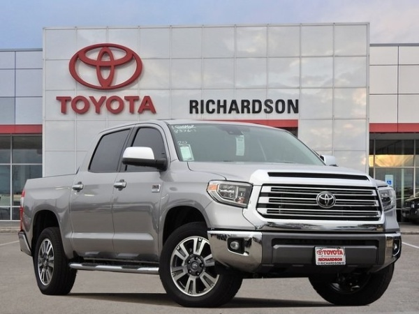 2020 Toyota Tundra in Richardson, TX