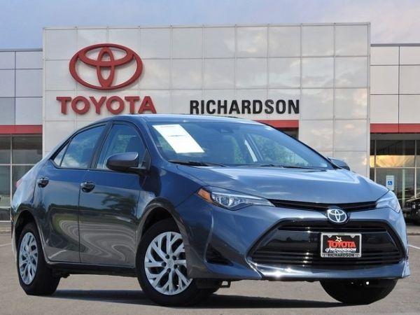 2017 Toyota Corolla in Richardson, TX