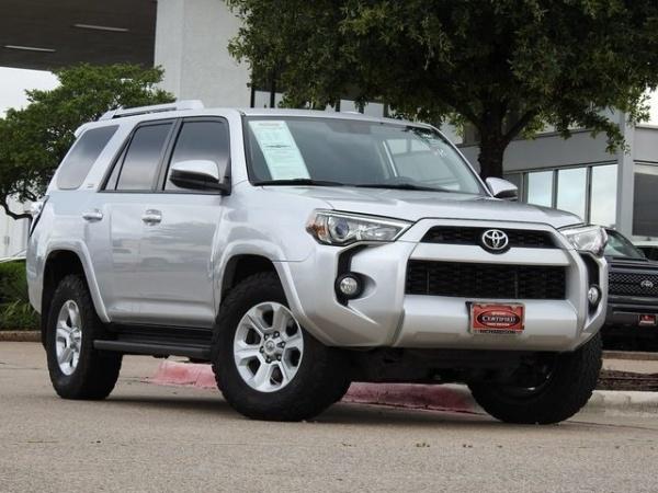 2018 Toyota 4Runner in Richardson, TX