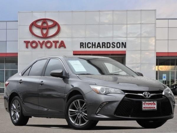 2017 Toyota Camry in Richardson, TX