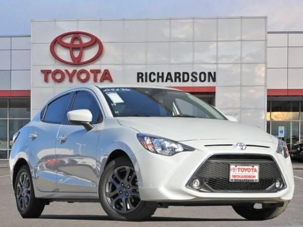 2019 Toyota Yaris In Richardson Tx