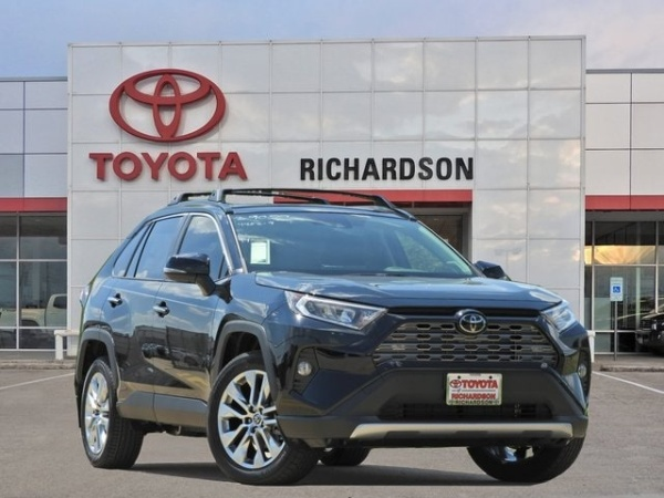 2019 Toyota RAV4 in Richardson, TX
