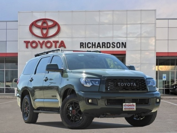 2020 Toyota Sequoia in Richardson, TX